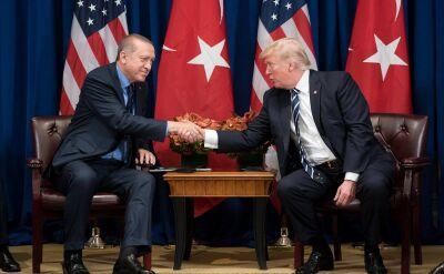 Trump spotka się z Erdoganem