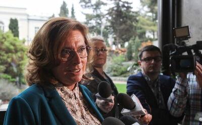 Kidawa-Błońska: na pewno będę miała kontrkandydata, ale to mnie tylko cieszy