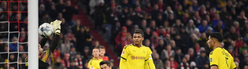 Borussia Dortmund na łopatkach. Kolejny popis Lewandowskiego