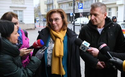 Kidawa-Błońska podtrzymuje wolę kandydowania w wyborach prezydenckich