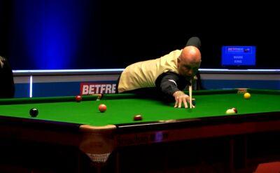 King pokonał Doherty'ego w 3. rundzie kwalifikacji do mistrzostw świata