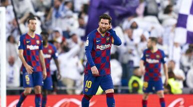 Wielkie straty Barcelony.