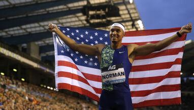 Złamał trzy bariery. Drugi taki sprinter w historii