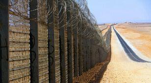 Izrael odgrodził się od Egiptu płotem