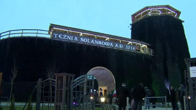 Tężnia solankowa w Wieliczce pomoże na smog?