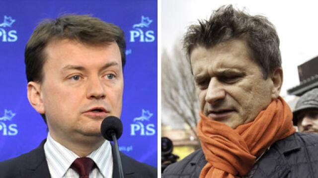 PiS pozywa, Palikot życzy Kaczyńskiemu zdrowia