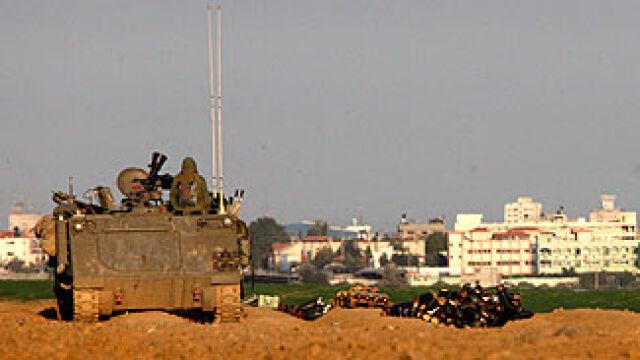 Izrael zaostrza działania w Strefie Gazy