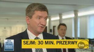 Jerzy Wenderlich: wartości chrześcijańskie już w ustawie są