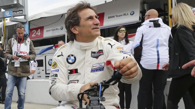 """Były kierowca F1 po koszmarnym wypadku wykazuje """"oznaki interakcji"""""""