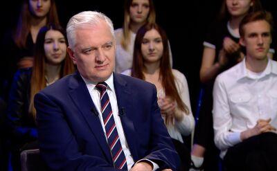 "Gowin, Dorn, Markowski i Materska-Sosnowska w ""Faktach po Faktach"""