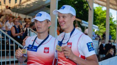 Polacy mistrzami Europy w wioślarstwie. Zdecydowało 0,09 sekundy