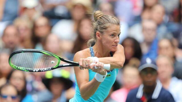 Rosolska awansowała do drugiej rundy debla Rolanda Garrosa