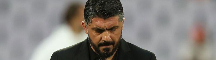 Piątek bez trenera, Gattuso odchodzi z Milanu.