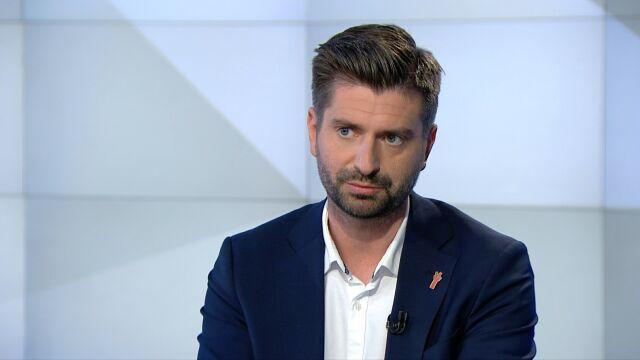 """Krzysztof Śmiszek w """"Rozmowie Piaseckiego"""" o wynikach wyborów europarlamentarnych"""