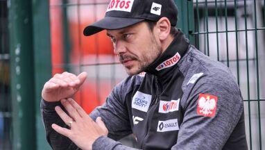 Trener polskich skoczków: słuchają mnie, nie mają wyboru