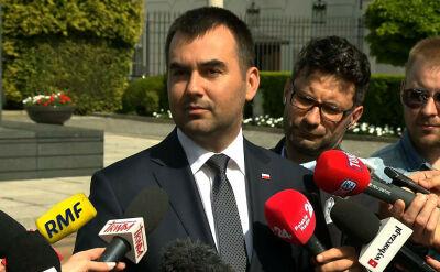 Spychalski: rekonstrukcja rządu będzie miała miejsce w przyszłym tygodniu