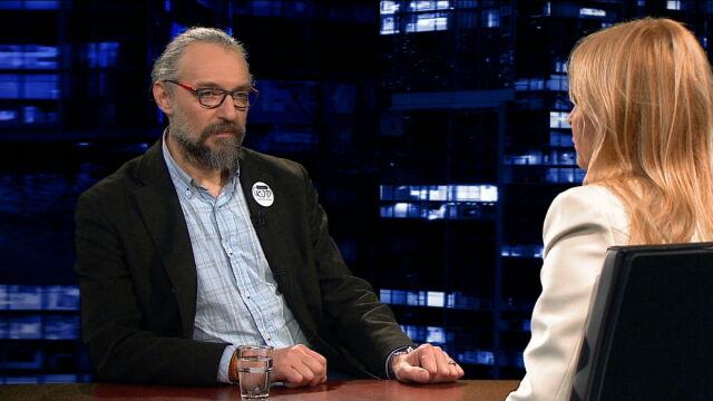 """Lider KOD zapewnia, że nie chce """"zrobić Majdanu"""""""