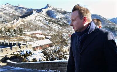 """TVN24 z prezydentem w Chinach. """"Było mnóstwo sytuacji, których nie mogliśmy pokazać"""""""