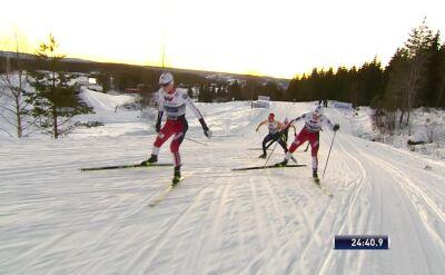 Riiber wygrał zawody kombinacji norweskiej w Lillehammer