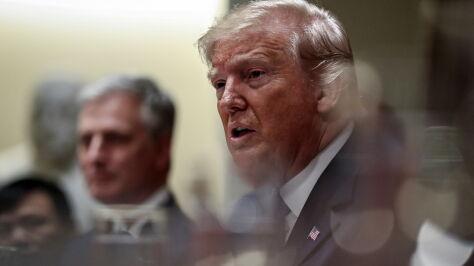 """""""Nie jest uczciwe, że dostają ochronę USA i nie dokładają swoich pieniędzy"""""""