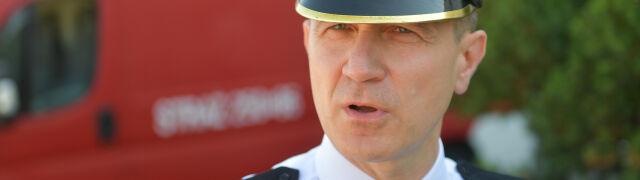 Suski odwołany, Bartkowiak powołany. Straż pożarna ma nowego komendanta głównego
