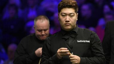 Sensacja w turnieju UK Championship. 19-latek wyeliminował Johna Higginsa