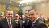 Andrzej Duda na szczycie NATO w Londynie