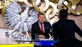 Schab: dyskusji o KRS w tej chwili podjąć nie mogę