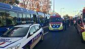 Zderzenie tramwajów w Montpellier