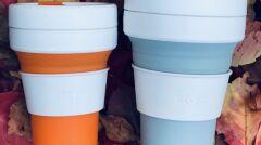 """Ekologiczne kubki, czyli """"zero waste"""" według bloga """"Pomysłowa Mama"""""""