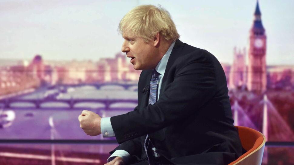 """""""Jest bardzo zdolny"""". Johnson otrzymał poparcie, którego nie chciał"""