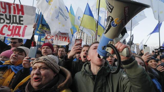 """""""Wyjdziemy na Majdan.  Jesteśmy w tym doświadczeni"""""""
