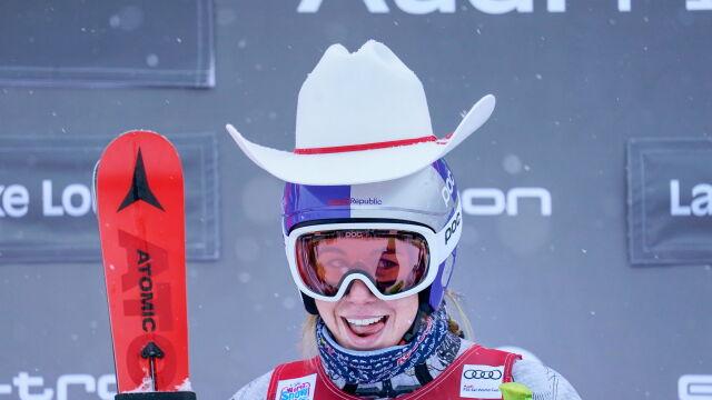 Wróciła na podium. Królewska konkurencja dla czeskiej snowboardzistki