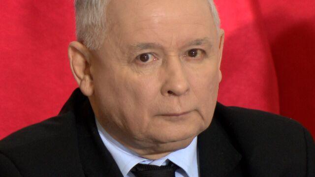 Kaczyński za karaniem posłów opozycji.  O protestach KOD: twarze specjalnej troski