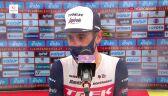 Nibali po zwycięstwie w wyścigu Giro di Sicilia 2021