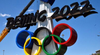 Igrzyska w Pekinie bez kibiców z zagranicy. Utrudnienia dla niezaszczepionych