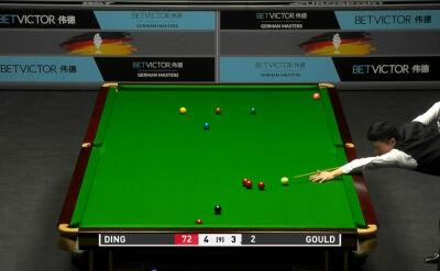 Ding awansował do 2. rundy kwalifikacji do German Masters