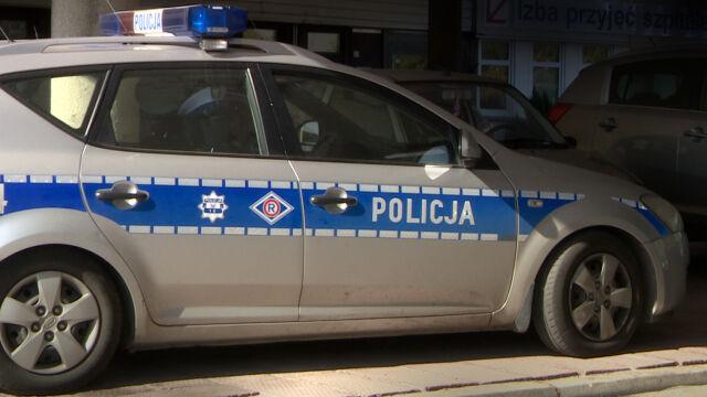 """Radiowozem ochraniał prywatny transport, bo """"poprosił go wicekomendant"""""""