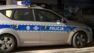 """Radiowozem ochraniał prywatny transport, bo """"prosił go wicekomendant"""""""