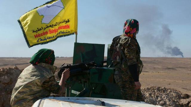 Kurdowie: w Afrinie potrzebujemy większego wsparcia od władz Syrii