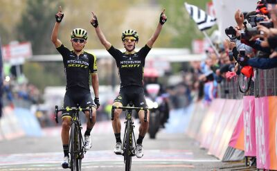 Giro Classics: triumf Chavesa na 6. etapie Giro d'Italia 2018