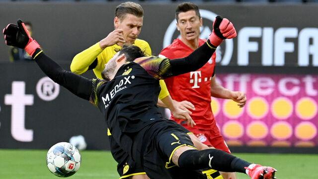 Bayern lepszy w hicie Bundesligi. Zadecydował kapitalny gol