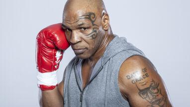 Nie będzie walczył z Tysonem.
