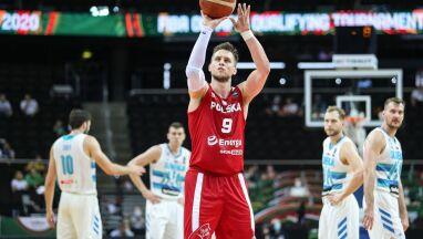 Mecz o wszystko polskich koszykarzy. Znakomity rywal na ich drodze do Tokio