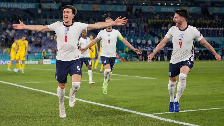 Demolka, różnica klas. Angielski walec w półfinale Euro 2020