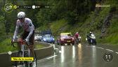 Atak O'Connora na 17 kilometrów do mety 9. etapu Tour de France