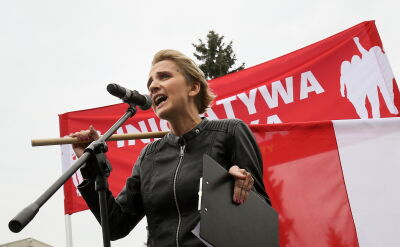 Scheuring-Wielgus: dość dyktatury kobiet