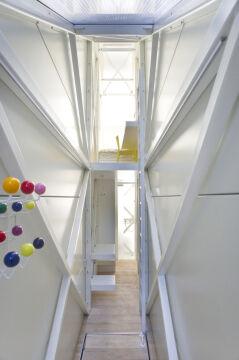 Dom ma 92 cm szerokości