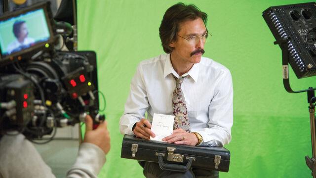 Za kulisami filmu - Matthew McConaughey