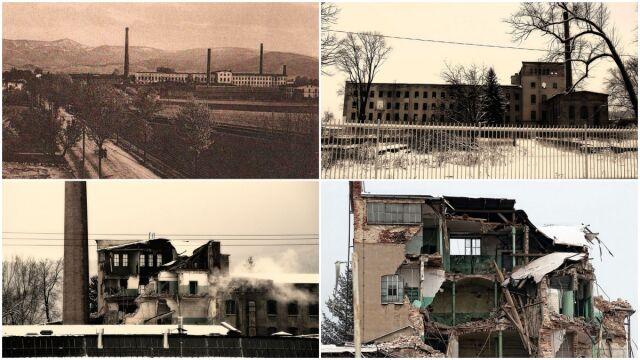 Wyburzają XIX-wieczną fabrykę lnu. Protesty konserwatora nie pomagają